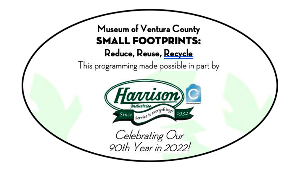 'Small Footprints' Recycling Events Set for May 1-2