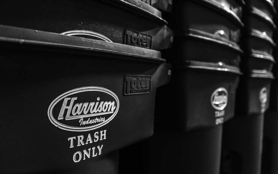 Watch For New Color-Coded Trash, Recycling Carts